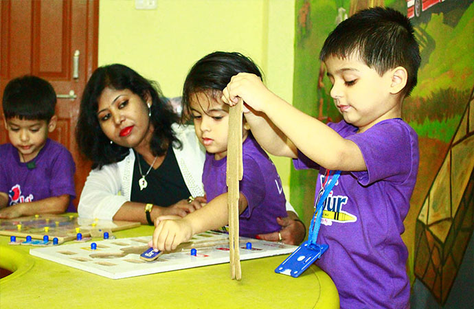 play school in vijay nagar indore