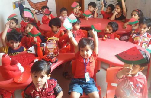 Course-Nursery