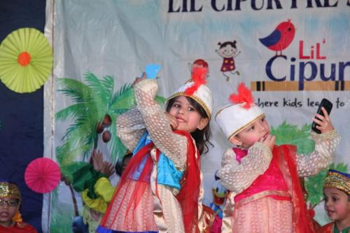 annual function 2019 at lilcipur best play school in Indore