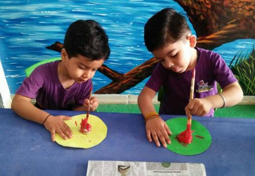 Kids activities at lilcipur indore