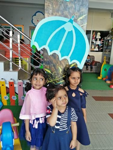 Kids activities at preschool lilcipur indore