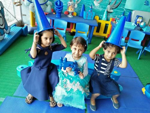 Kids activities at play school lilcipur indore
