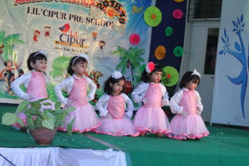 lilcipur kids at annual function indore