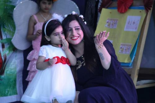 annual function at pre school indore - lilcipur